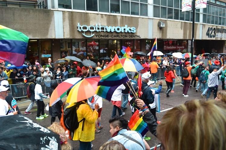 LGBTQ and Allies alike!