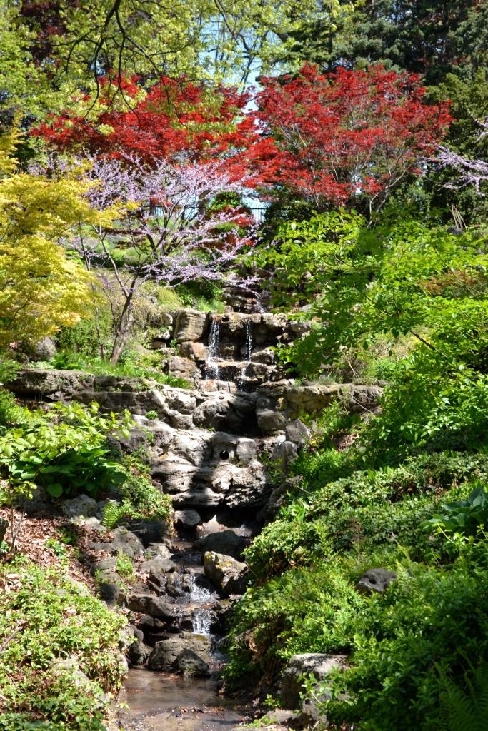 Waterfalls. Enough said.