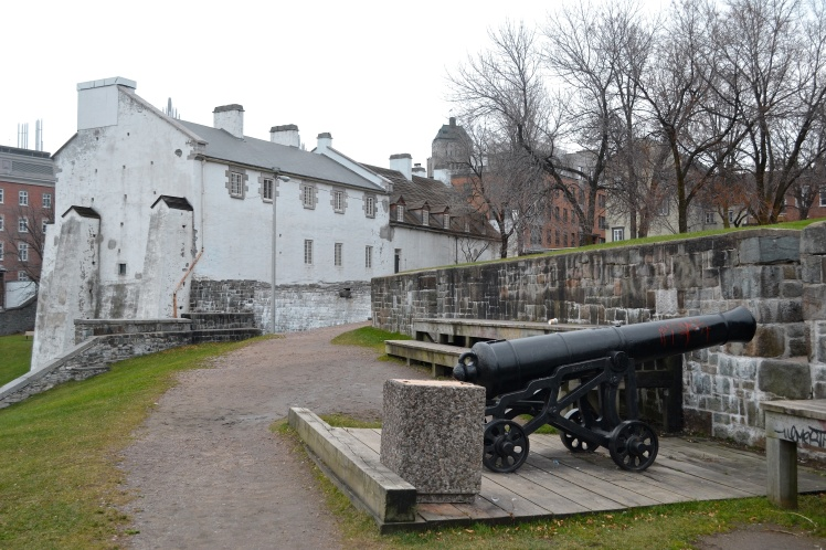 fortifications de quebec; quebec city; old quebec; artillery park; history; canada; The Full-Time Tourist