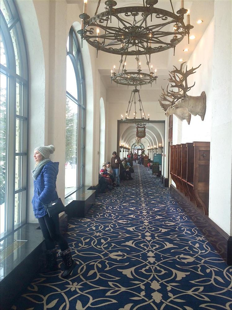 Chateau Hallway