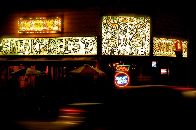 Sneaky Dee's by Rabblefish via FLICKR